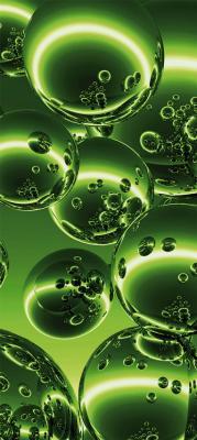 zielone-babelki-wody