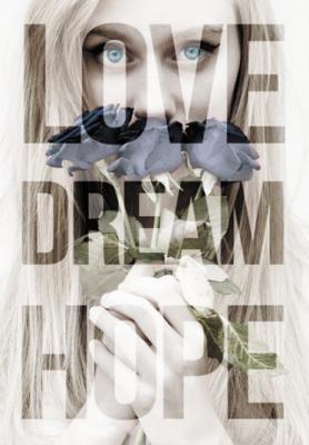 motyw-kobiety-i-napis-love-dream-hope