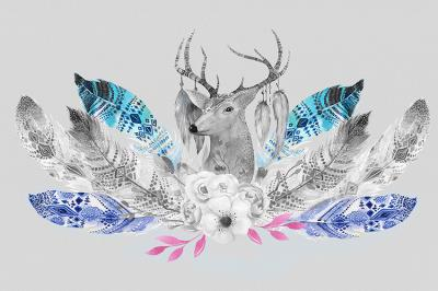 jelen-i-kwiaty-w-stylu-boho