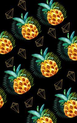 ananasy-na-czarnym-tle