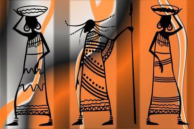 afrykanki-na-pomaranczowym-tle
