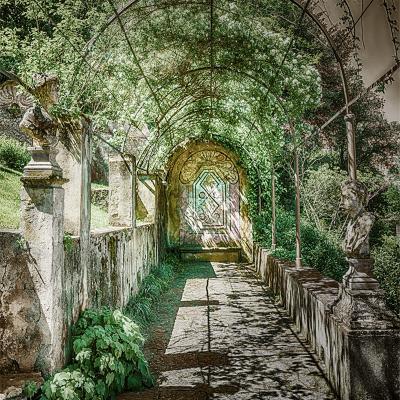 waski-tunel-w-zielonym-ogrodzie