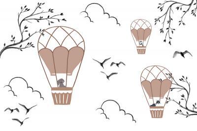 balony-wsrod-chmur