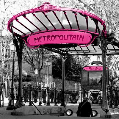 wejscie-do-paryskiego-metra