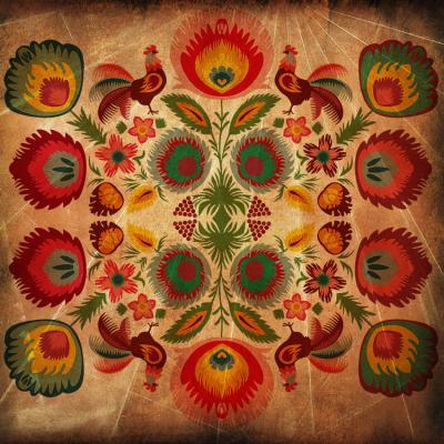 ludowe-wzory-i-folkowe-koguty