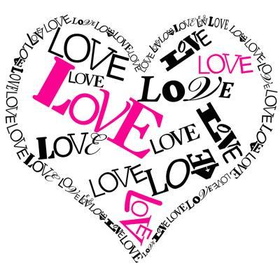 napisy-love-ulozone-w-ksztalcie-serca