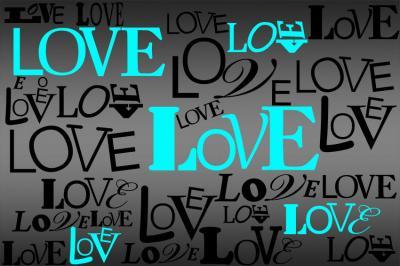 turkusowe-napisy-love-do-sypialni