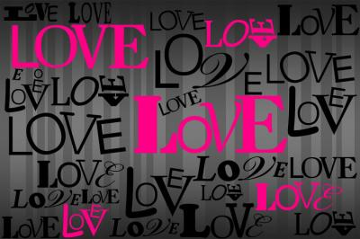 rozowe-i-czarne-napisy-love