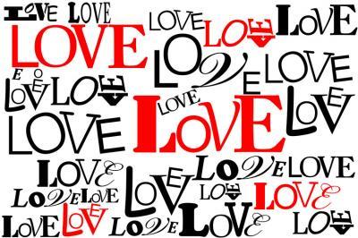 czarne-i-czerwone-napisy-love