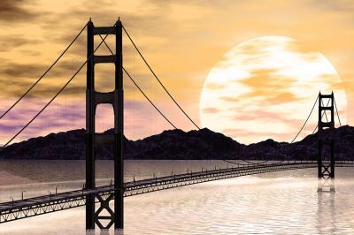 most-golden-gate-o-zachodzie-slonca