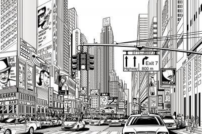 rysunkowe-miasto-na-sciane