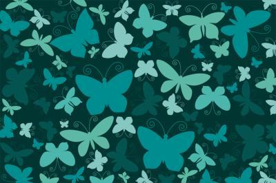 turkusowe-motylki