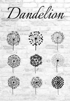 dandelion-dmuchawce-na-tle-z-cegly