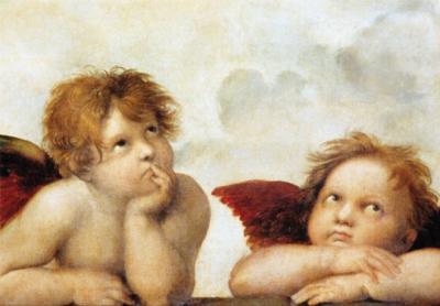 reprodukcja-rafaela-dwa-aniolki