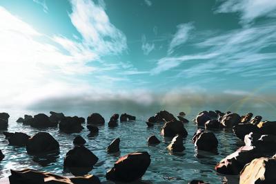 krajobraz-z-turkusowym-niebem