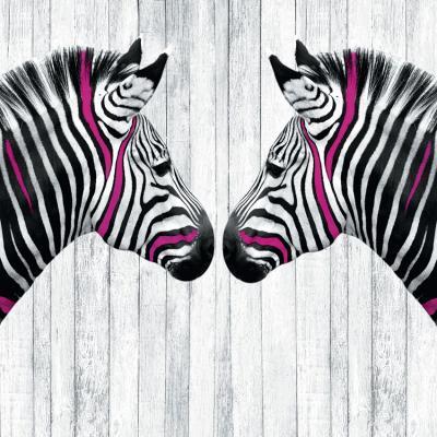 dwie-zebry-w-rozowe-paski