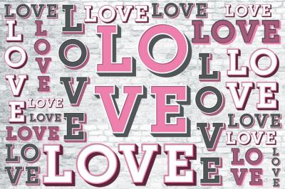 napisy-love-na-cegle