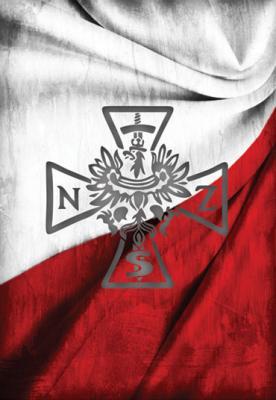 flaga-polski-i-krzyz-nsz