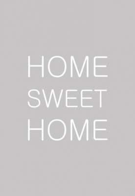 home-sweet-home-czarno-bialy-na-szarym-tle