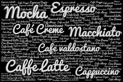 czarno-biale-napisy-z-kawa