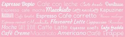 rodzaje-kaw-na-rozowym-tle