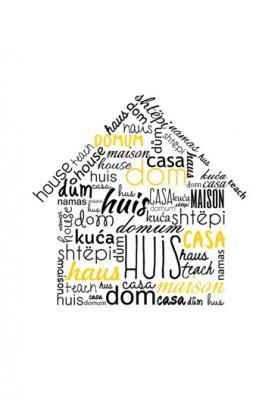 domek-dom-w-roznych-jezykach