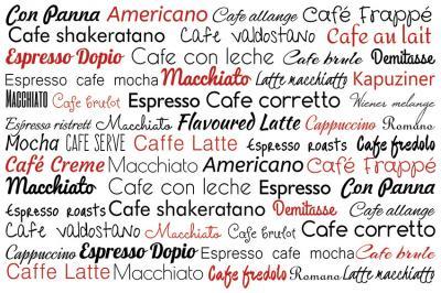 czerwone-napisy-kawa