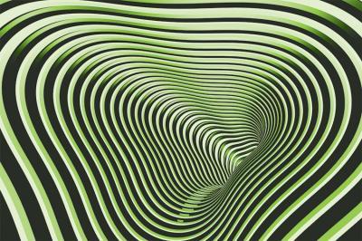zielony-tunel
