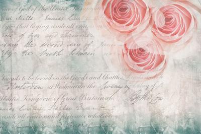roze-i-pismo-vintage