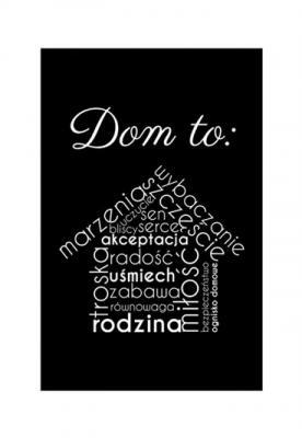 domek-dom-to-czarny