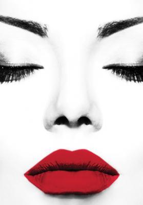 grafika-czerwone-usta