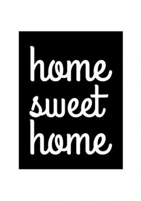 napis-home-sweet-home