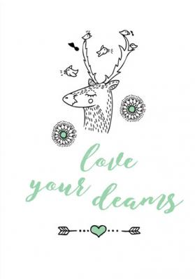 napis-love-your-deams