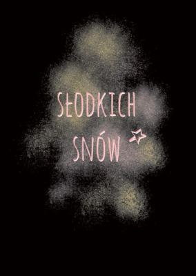 rozowy-pylek-i-napis-slodkich-snow