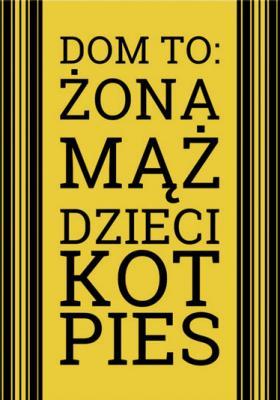 napis-dom-to-zona-maz-dzieci