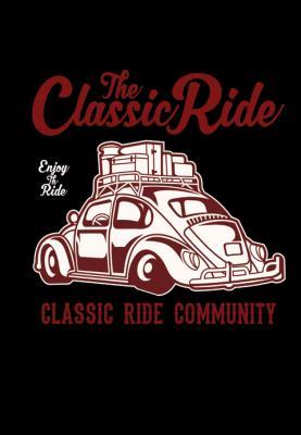samochod-i-napis-the-classic-ride